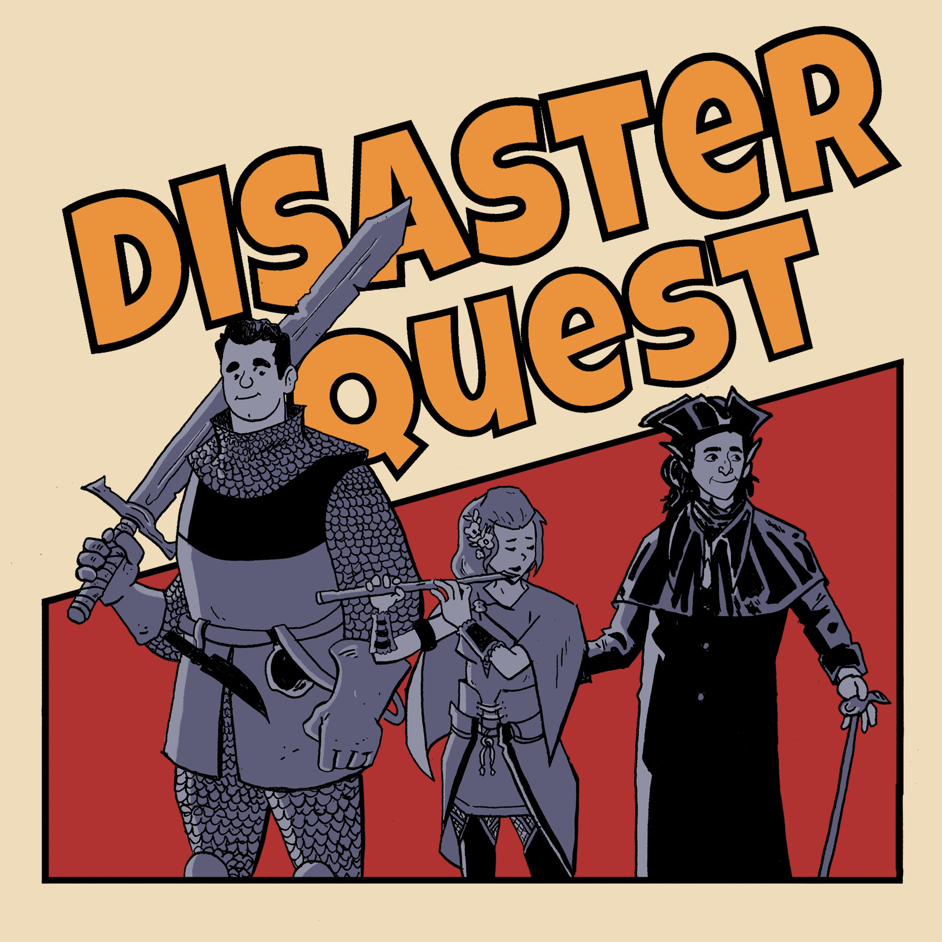 Episode 1: Prelude to Disaster
