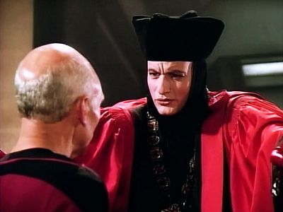 Listen to Pod Trek #11 - Encounter at Farpoint