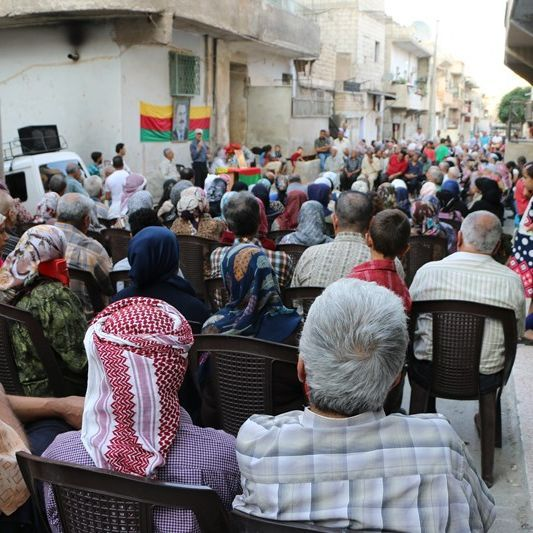 The Communes of Rojava: A Model In Societal Self-Direction (Audio)