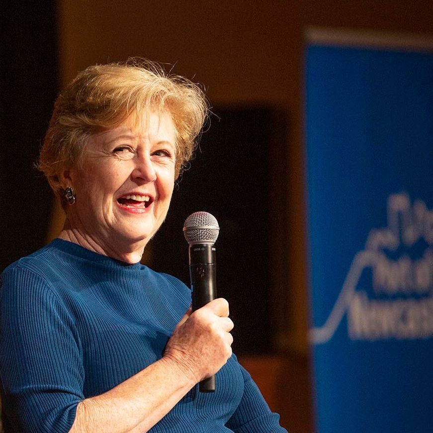 The Powers That Be - Gillian Triggs in Conversation