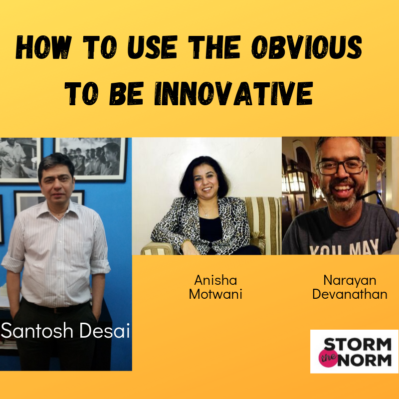 EP 05: How to use the obvious to create innovation that solves real problems