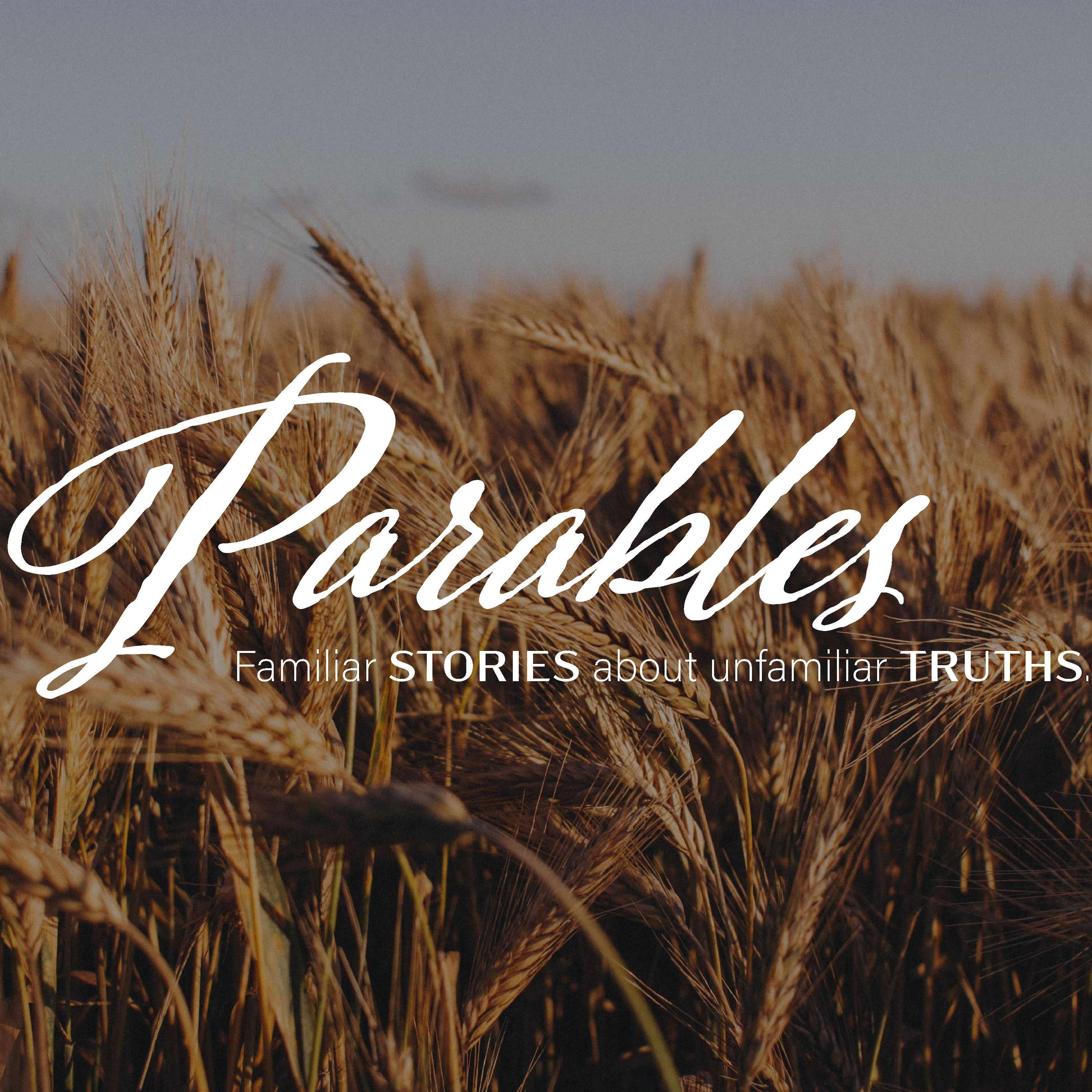 Listen to Parable IV - Parable of large banquet/lost coin/sheep