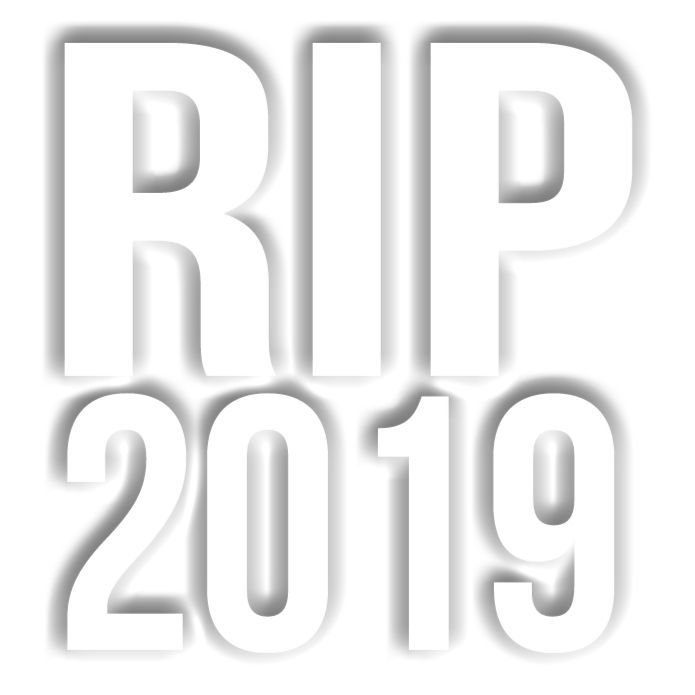 RIP 2019 | DS052