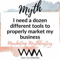 Listen to Marketing Myth: You Need More Marketing Tools - or you need to add the newest shiny tool