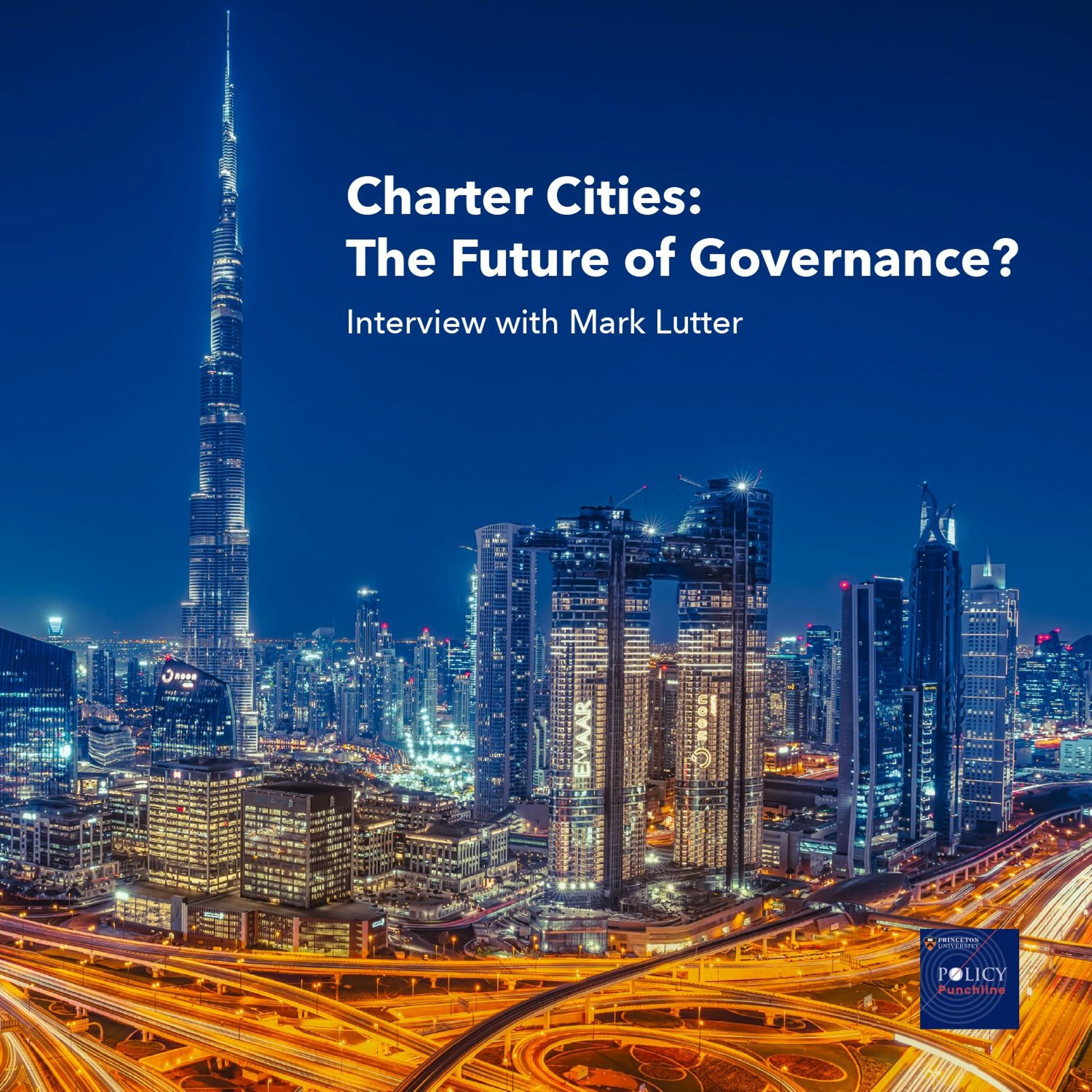 Charter Cities: The Future of Governance?