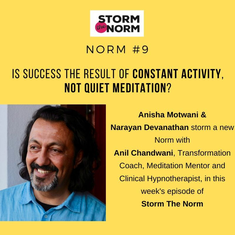 STN EP- 09: Is Success The Result of Constant Activity, Not Quiet Meditation?