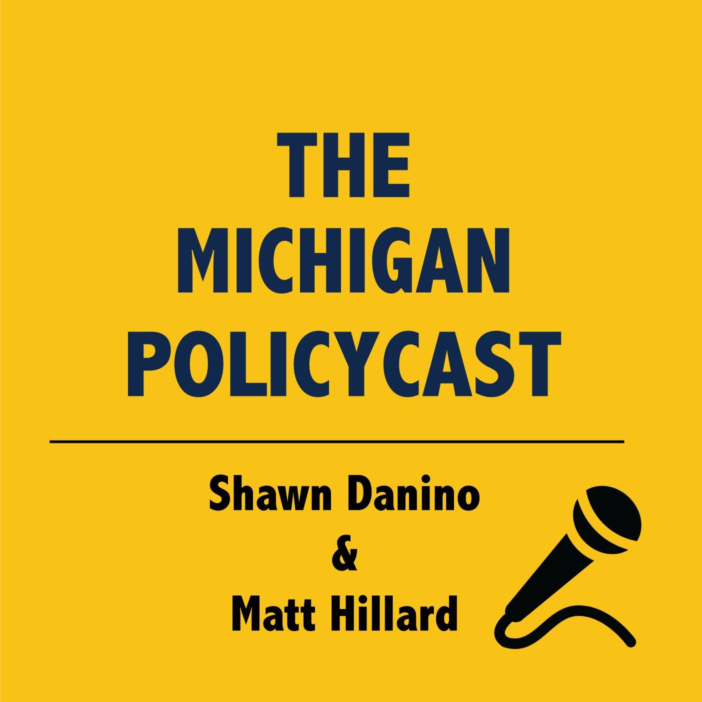 Michigan PolicyCast Epsiode 9 - Meeting Mick Mulvaney