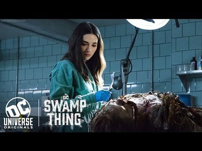 怪物現身!? 《Swamp Things》釋出最新預告  下週六於DC Universe上線