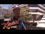 Jimmy Kimmel系列:金州球迷評論總決賽