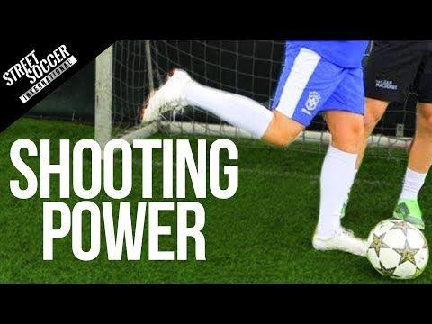 足球教學 — 如何射出衝力射球:肌肉鍛鍊篇