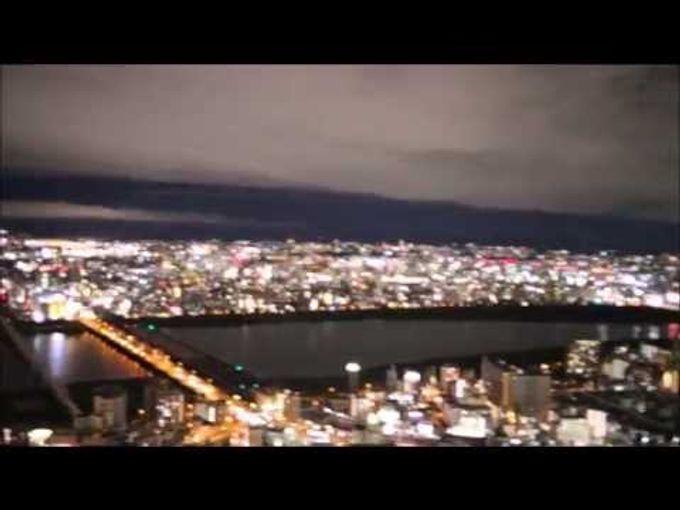 【旅遊】大阪 ● 大阪梅田空中庭園觀景台 ● 最美夜景