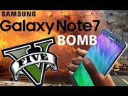 如果把 Samsung Galaxy Note 7 植入虛擬世界當做武器使用,威力如何?