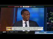Rajon Rondo:如果湖人一直沒有找到主教練 我將不會回到球隊