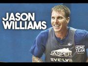 40歲Jason Williams業餘聯賽繼續大展身手!
