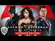 《蝙蝠俠對超人:正義曙光》重新剪接後預告終極曝光【有片】