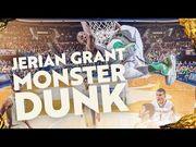 【精彩鏡頭】頭超過籃框了,NCAA球員不科學入樽!