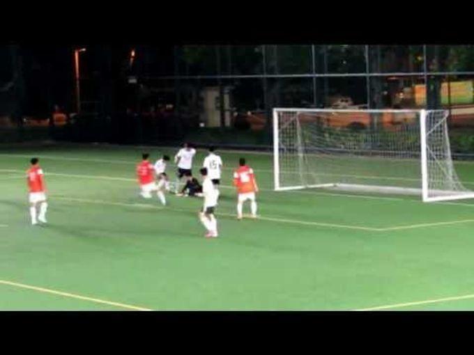 2013香港U16青少年足總盃季軍戰:橫濱FC(香港) 2:1 流浪 | 兩軍球員質素不俗!【全場精華】