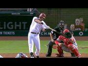 [MLB] Diamondbacks一局內狂轟十一分,十支安打破隊史紀錄!