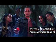 《新恐龍戰隊(Power Rangers)》釋出首部正式預告片!