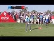 (高爾夫球)Rory McIlroy職業生涯中,首次一桿入洞