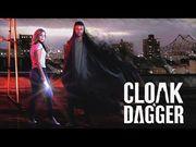 Marvel's Cloak & Dagger 漫威匕首與斗篷 可能係連動彩蛋做得最好的Marve...