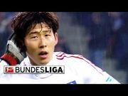 韓國球員於德甲十個最佳入球