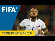 洲際國家盃 2017 - 喀麥隆 Vs 智利