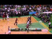 NBA季後賽2012 - 熱火 98 : 79 塞爾特人, 全場精華