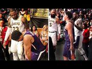 【NBA是個大家庭】Devin Booker再度受傷 LeBron James第一時間上前問候