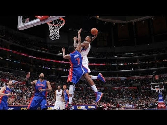 Top Ten Dunking NBA Centers of All-Time