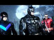 《蝙蝠俠:阿卡漢騎士》釋出最新宣傳片,「紅羅賓」、「夜翼」和「貓女」...