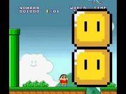 真・超級蠟筆小新 - 當蠟筆小新走進 Super Mario 世界