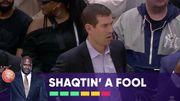 Shaqtin' A Fool 最新一期,紐約人兩人搶籃板幫對手得分排第一位