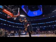 Aaron Gordon做出超誇張360度單手空中灌籃,評述員:可以成為灌籃賽歷史Top 5了