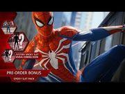 PS4獨佔Spider-Man 9月7號登場!限定版內容公開!