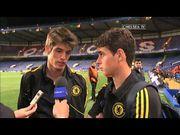 [人物訪問][歐聯] 奧斯卡vs祖雲達斯後接受 Chelsea TV 訪問