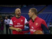 [短片] 普度斯基同法比安斯基轉玩NBA?