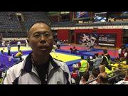 城大跆拳道總教練黃如榮:希望參賽令同學不斷進步