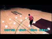 【教學】Andre Iguodala 階梯腳步基礎訓練 !