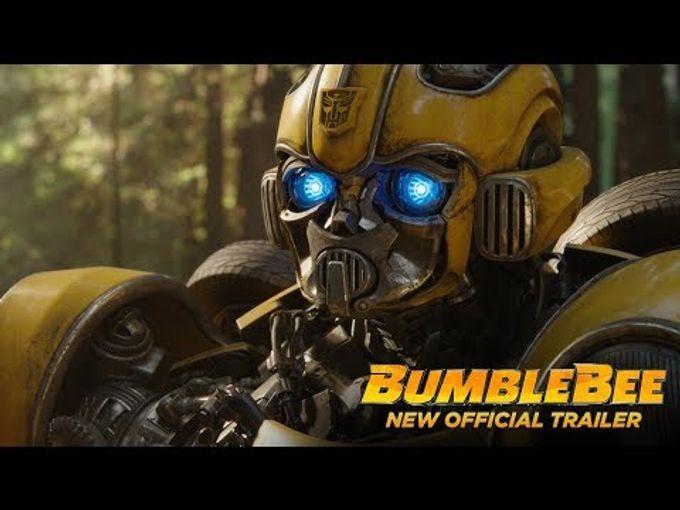 《大黃蜂》電影釋出全新預告  柯柏文復古G1造型亮相