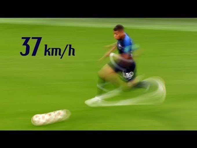 球場上的速度能手!