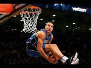 Top Ten NBA Dunk Contest Dunks of All-Time
