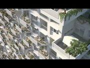 新加坡這個「Sky Habitat」空中花園住宅,處處讓你感受綠色寫意生活!