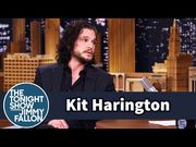 Kit Harington為咗張牛肉乾而洩露秘密?!
