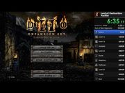 《暗黑破壞神 2(Diablo II)》另類挑戰,不普攻不發傷害招式下通關!...
