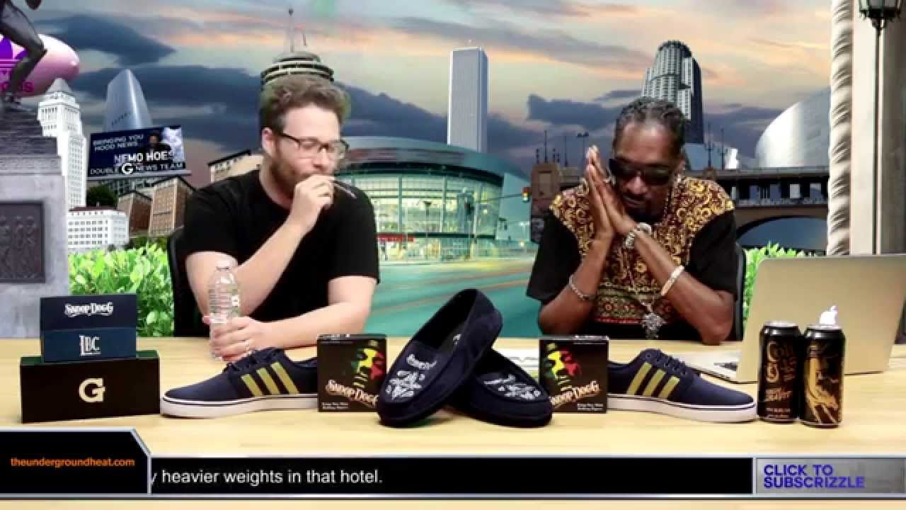 Seth Rogen, Snoop, Cross Joints & Chronic GGN - YouTube - Intergalactically Shortening URL's For This BUDDING Industry