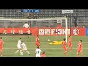 亞洲盃外圍賽 – 香港 0-2 烏茲別克 | 港隊十人應戰,完場前五分鐘連失兩...