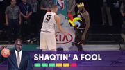 Shaqtin' A Fool 明星周末特別版,Nikola Jokic 戲弄 LeBron James 一幕上...