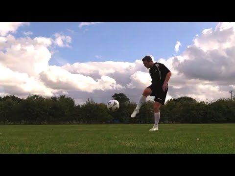 足球教學 — 如何練習雲佩斯彈射式射門