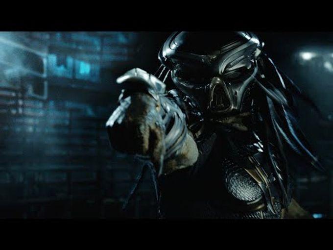 《鐵血戰士:血獸進化/The Predator 2018》香港版電影預告